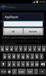 Samsung Galaxy S II - Internet et roaming de données - Configuration manuelle - Étape 22