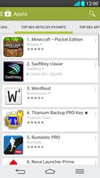 LG G2 - Applications - Télécharger une application - Étape 7