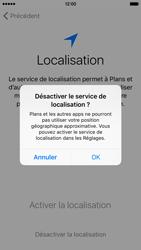 Apple iPhone SE - Premiers pas - Créer un compte - Étape 11