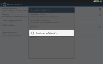 Samsung P5220 Galaxy Tab 3 10-1 LTE - Netwerk - Handmatig netwerk selecteren - Stap 12