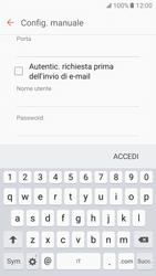 Samsung Galaxy S7 - E-mail - configurazione manuale - Fase 18