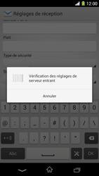 Sony Xperia Z1 - E-mail - configuration manuelle - Étape 11