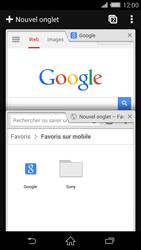 Sony Xperia E4g - Internet et connexion - Naviguer sur internet - Étape 17