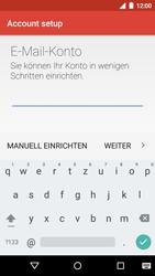 Motorola Moto G 3rd Gen. (2015) - E-Mail - Konto einrichten - 1 / 1