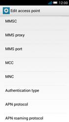 Alcatel OT-5036X Pop C5 - MMS - Manual configuration - Step 12