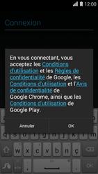 Huawei Ascend Y550 - E-mail - Configuration manuelle (gmail) - Étape 12