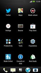 HTC One - Internet et connexion - Naviguer sur internet - Étape 3