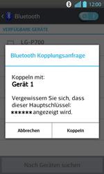 LG P710 Optimus L7 II - Bluetooth - Geräte koppeln - Schritt 10
