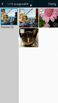 Samsung N910F Galaxy Note 4 - MMS - Erstellen und senden - Schritt 24