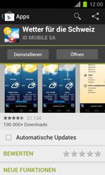 Samsung Galaxy S II - Apps - Installieren von Apps - Schritt 17