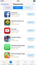 Apple iPhone 6 - Applications - Créer un compte - Étape 6