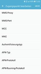 Samsung J510 Galaxy J5 (2016) DualSim - MMS - Manuelle Konfiguration - Schritt 11