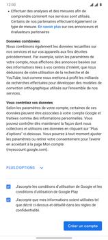 OnePlus 7T - Applications - Créer un compte - Étape 17