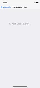 Apple iPhone X - iOS 12 - Software - Installieren von Software-Updates - Schritt 7
