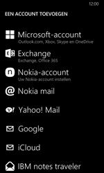 Nokia Lumia 635 - E-mail - Handmatig instellen - Stap 7