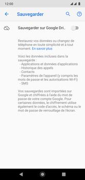 Xiaomi Mi A2 Lite - Données - créer une sauvegarde avec votre compte - Étape 6