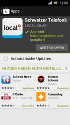 Sony Xperia U - Apps - Installieren von Apps - Schritt 9