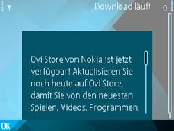 Nokia E71 - Apps - Konto anlegen und einrichten - Schritt 6