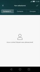 Huawei Ascend G7 - E-mail - envoyer un e-mail - Étape 4