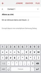 Samsung J500F Galaxy J5 - E-mail - envoyer un e-mail - Étape 9