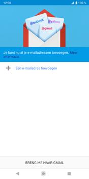 Sony Xperia XZ3 - E-mail - Handmatig instellen (gmail) - Stap 6