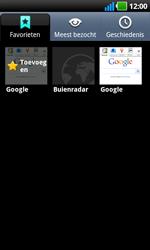 LG P970 Optimus Black - internet - hoe te internetten - stap 9