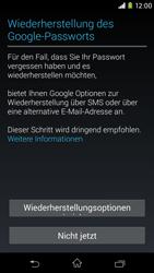 Sony Xperia M2 - Apps - Konto anlegen und einrichten - 12 / 23