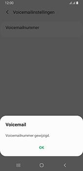 Samsung galaxy-a8-2018-sm-a530f-android-pie - Voicemail - Handmatig instellen - Stap 11