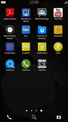 BlackBerry Leap - E-mail - Handmatig instellen - Stap 3