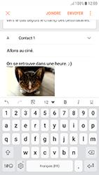 Samsung Galaxy J5 (2017) - E-mail - envoyer un e-mail - Étape 16