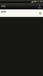 HTC One S - Internet et roaming de données - Configuration manuelle - Étape 15