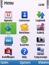 Nokia C5-00 - internet - hoe te internetten - stap 2
