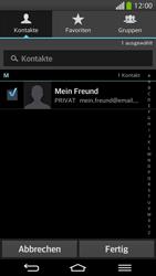 LG D955 G Flex - E-Mail - E-Mail versenden - Schritt 7