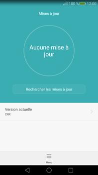 Huawei Mate S - Appareil - Mises à jour - Étape 7