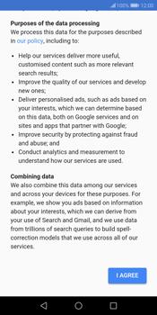 Huawei P Smart - Applications - Create an account - Step 16