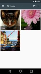 LG LG X Screen - e-mail - hoe te versturen - stap 15