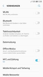 Samsung Galaxy A5 (2017) - Android Oreo - Ausland - Im Ausland surfen – Datenroaming - Schritt 7