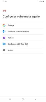 Samsung Galaxy A80 - E-mails - Ajouter ou modifier votre compte Gmail - Étape 8