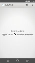Sony Xperia Z2 - MMS - Erstellen und senden - Schritt 6