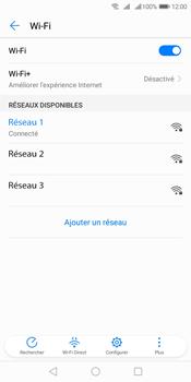Huawei Y7 (2018) - WiFi - Configuration du WiFi - Étape 8