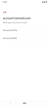 Nokia 6.2 - E-mail - manual configuration - Step 10
