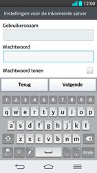LG G2 (D802) - E-mail - Account instellen (POP3 met SMTP-verificatie) - Stap 12