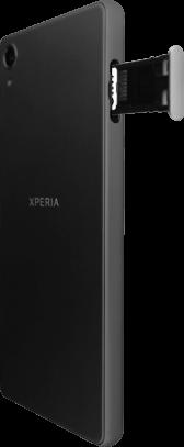 Sony F8131 Xperia X Performance - SIM-Karte - Einlegen - Schritt 6