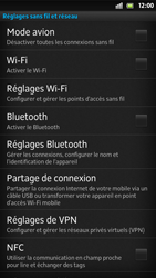 Sony LT26i Xperia S - Wifi - configuration manuelle - Étape 4