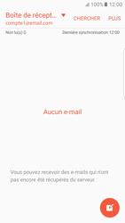 Samsung Galaxy S6 Edge (G925F) - Android M - E-mail - envoyer un e-mail - Étape 3