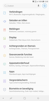 Samsung Galaxy J4 Plus - internet - data uitzetten - stap 4