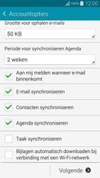 Samsung Galaxy S5 Mini - e-mail - handmatig instellen - stap 9