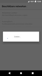 Sony xperia-xa1-g3121-android-oreo - Netwerk selecteren - Handmatig een netwerk selecteren - Stap 9