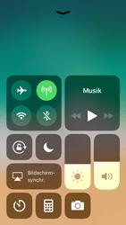 Apple iPhone SE - iOS 11 - Sperrbildschirm und Benachrichtigungen - 3 / 10