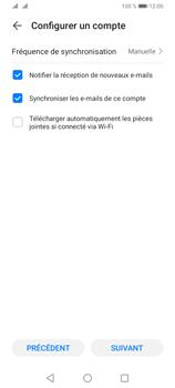Huawei Y6P - E-mails - Ajouter ou modifier votre compte Yahoo - Étape 7